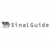 logo sinal guide